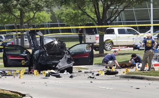 Mỹ chưa kết luận IS có liên quan tới vụ tấn công ở Texas