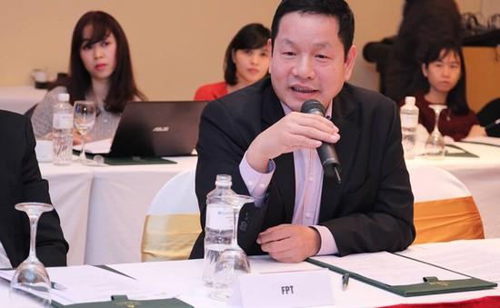 """Ông Trương Gia Bình: """"Chờ đợi những chính sách về CNTT đi vào cuộc sống"""""""