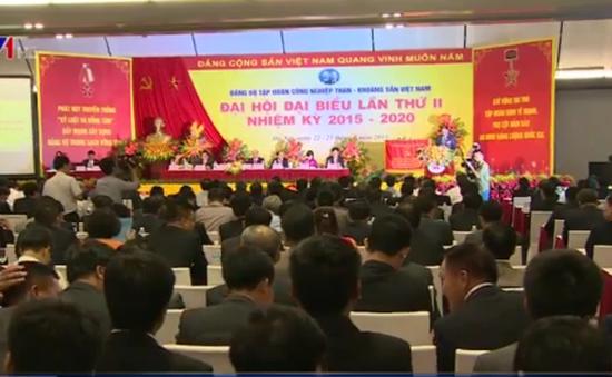 Đại hội Đảng bộ Tập đoàn Công nghiệp Than - Khoáng sản Việt Nam