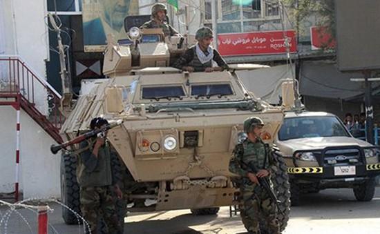 Afghanistan giành quyền kiểm soát 60% thành phố Kunduz