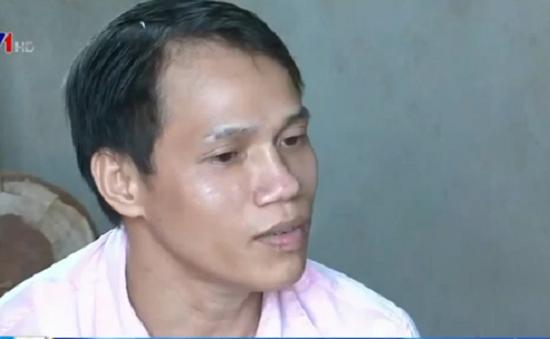 Thầy giáo liệt dạy học miễn phí tại Đăk Nông