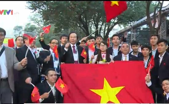14 thí sinh Việt Nam dự Kỳ thi tay nghề thế giới