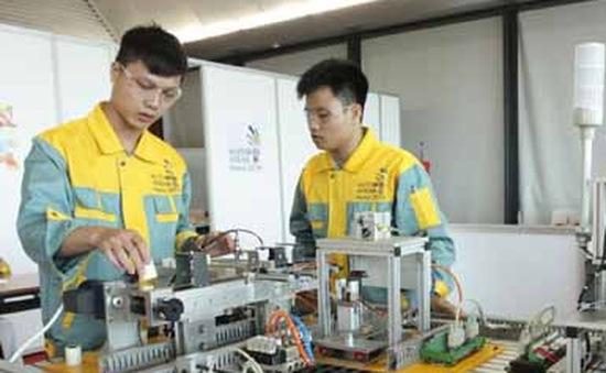 Việt Nam giành huy chương đồng tại Kỳ thi tay nghề thế giới 2015