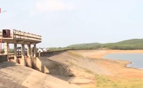 Thiếu nước nghiêm trọng tại Quảng Trị