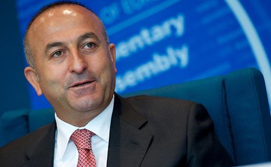 Thổ Nhĩ Kỳ, Mỹ ký thỏa thuận chiến dịch quân sự chống IS