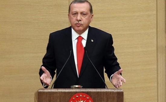 Thổ Nhĩ Kỳ bắt giữ các đối tượng âm mưu khủng bố