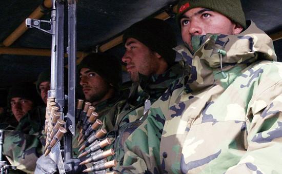 Quân đội Thổ Nhĩ Kỳ tiếp tục hiện diện tại Iraq