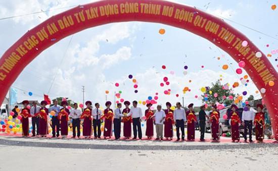 Thông xe Quốc lộ 1A đoạn qua Thừa Thiên – Huế