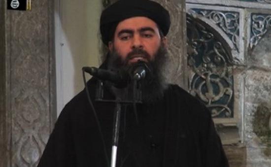 Iraq không kích trúng đoàn hộ tống thủ lĩnh IS