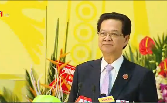 Thủ tướng dự Đại hội Đảng bộ Khối doanh nghiệp Trung ương