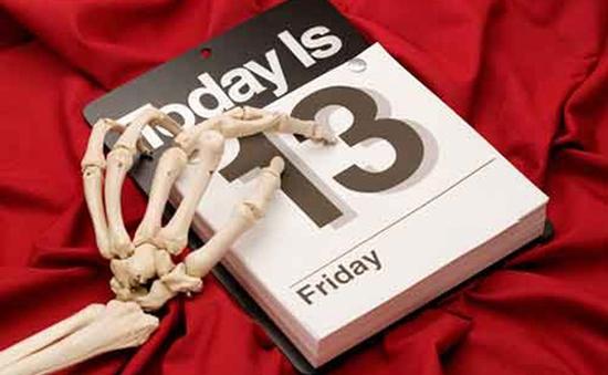 Tại sao thế giới lại sợ thứ 6 ngày 13?