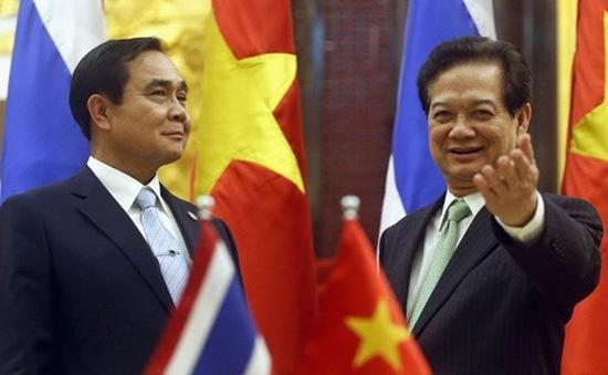 Việt Nam – Thái Lan thảo luận hợp tác nghề cá