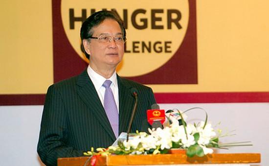 """Phát động chương trình """"Không còn nạn đói"""" ở Việt Nam"""