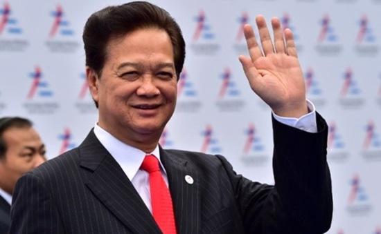 Thủ tướng Chính phủ thăm và làm việc tại Lào