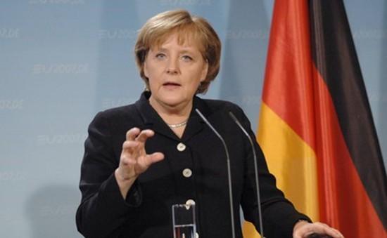 Đức sẵn sàng hỗ trợ Thổ Nhĩ Kỳ gia nhập EU