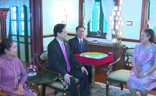 Thủ tướng hội kiến Công chúa Thái Lan