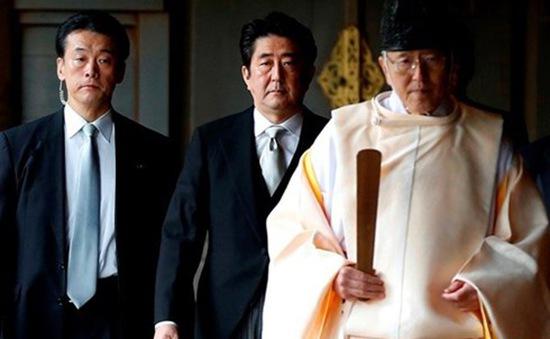 Thủ tướng Nhật Bản gửi lễ tới đền Yasukuni với tư cách cá nhân