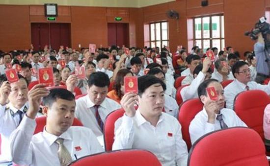 Quảng Ninh: 79% Đảng bộ cơ sở bầu trực tiếp tại Đại hội
