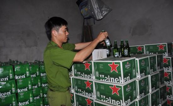 Quảng Trị phát hiện ba kho hàng lậu lớn tại biên giới