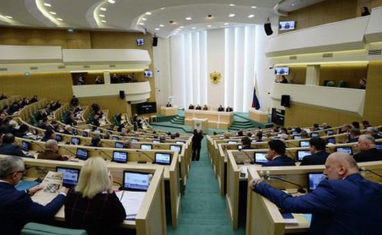 Thượng viện Nga cho phép đưa quân đội đến Syria