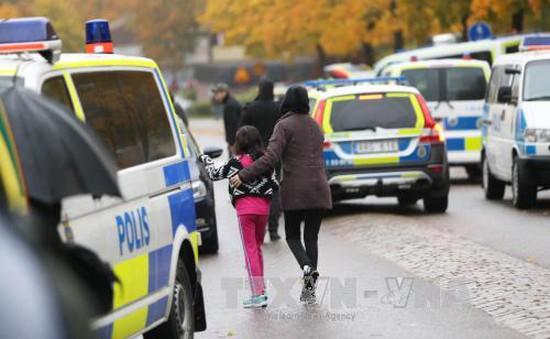 Công bố danh tính thủ phạm vụ tấn công trường học tại Thuỵ Điển