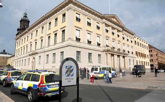 Thụy Điển: Tòa thị chính Gothenburg bị đe dọa đánh bom