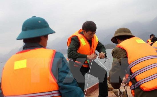 Tìm thấy 2 thi thể nạn nhân vụ lật thuyền tại An Giang