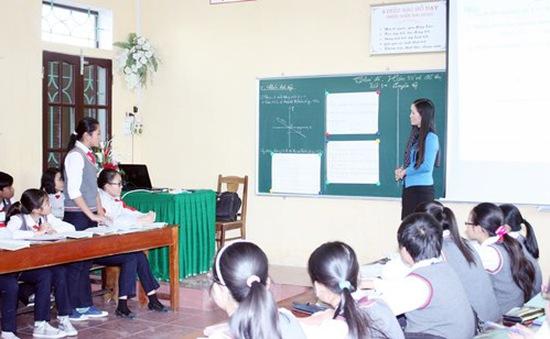Thí điểm mô hình dạy học tích hợp, liên môn
