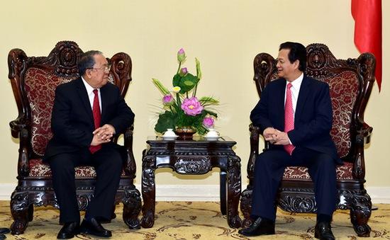 Thủ tướng tiếp Thống đốc Ngân hàng Trung ương Myanmar