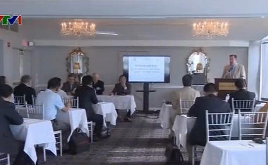 Tọa đàm Việt - Mỹ về tôn giáo và pháp quyền