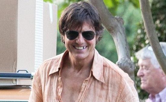 """Tom Cruise chấp nhận... """"sún răng"""" vì nghệ thuật"""