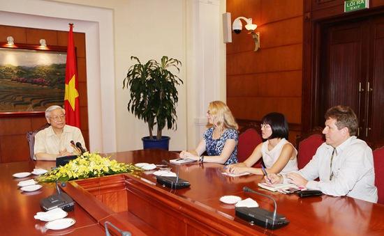 """Việt Nam và Hoa Kỳ chia sẻ tầm nhìn """"hướng tới tương lai"""""""