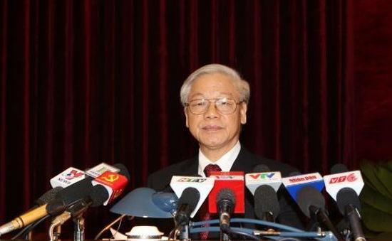 Toàn văn bài phát biểu bế mạc Hội nghị Trung ương lần thứ 12 của Tổng Bí thư Nguyễn Phú Trọng