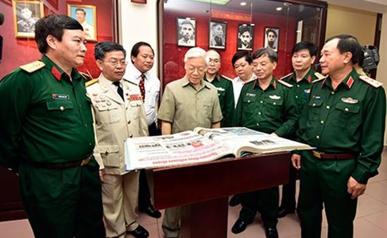 Báo Quân đội nhân dân kỷ niệm 65 năm