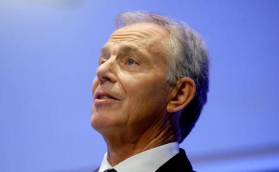 Cựu Thủ tướng Anh Tony Blair xin lỗi về cuộc chiến Iraq