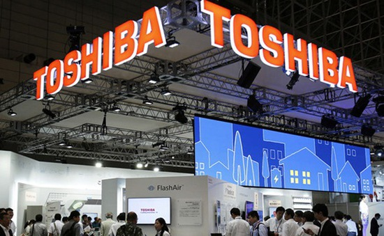 Toshiba lỗ hơn 300 triệu USD sau vụ bê bối kế toán