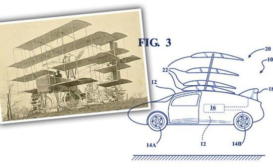 Toyota đang chế tạo ô tô biết bay?