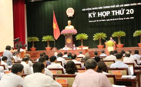 HĐND TP.HCM thảo luận về năng lực hội nhập