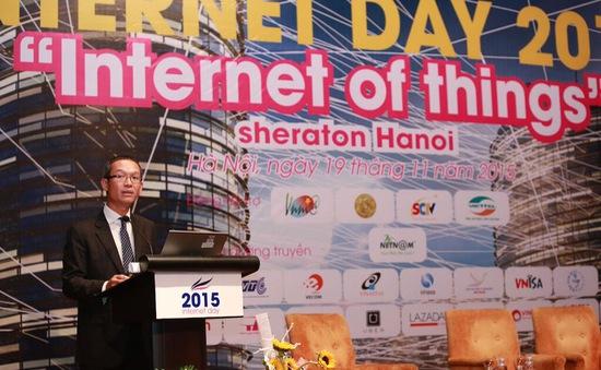 '4G là hạ tầng quan trọng của IoT'