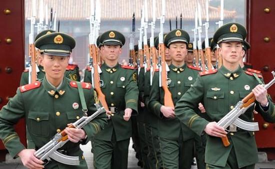 Trung Quốc tăng 10% ngân sách quốc phòng năm 2015