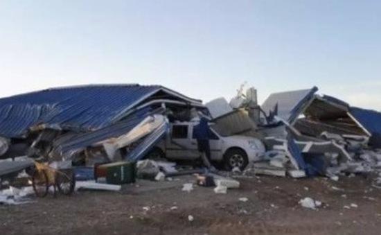 100 kẻ bịt mặt tấn công trạm kiểm soát Nội Mông, Trung Quốc