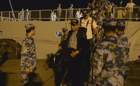Các nước đẩy mạnh sơ tán công dân khỏi Yemen