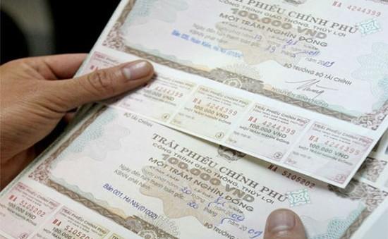 Huy động gần 4.000 tỷ đồng trái phiếu Chính phủ