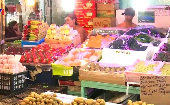 Trái cây Việt tiếp tục chiếm ưu thế trên thị trường