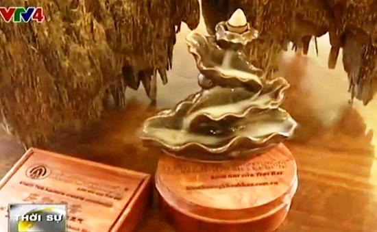 Trầm hương - Giá trị văn hóa, tâm linh hiếm có