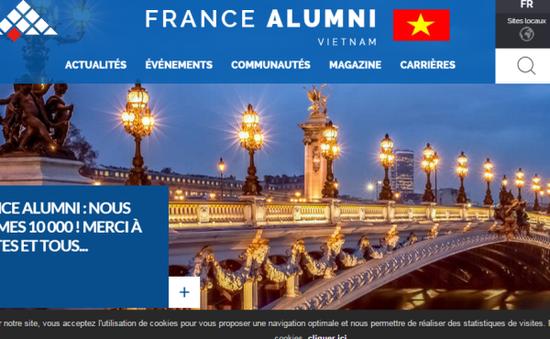 France Alumni Vietnam kết nối cộng đồng cựu học sinh Việt Nam tại Pháp