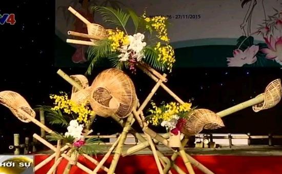 'Nhịp cầu hữu nghị Việt - Nhật: Kết nối từ hoa và tre'