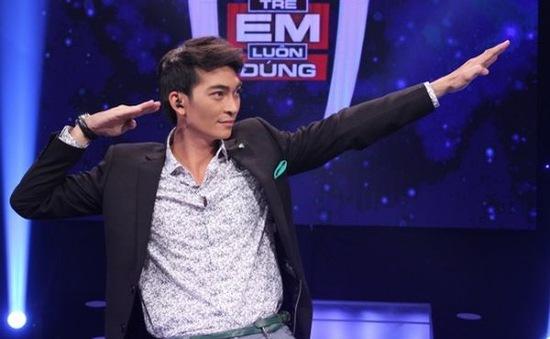 Khương Ngọc làm MC gameshow Trẻ em luôn đúng