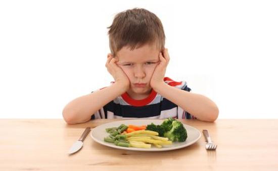 Kén ăn – dấu hiệu bệnh tự kỷ của trẻ em