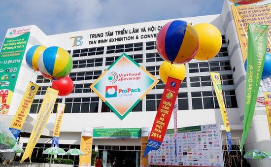 350 DN tham gia triển lãm Thực Phẩm và Đồ uống Việt Nam 2015